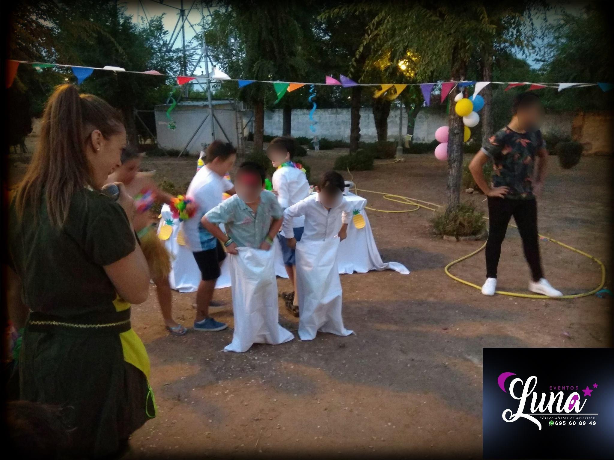 animacion infantil bodas