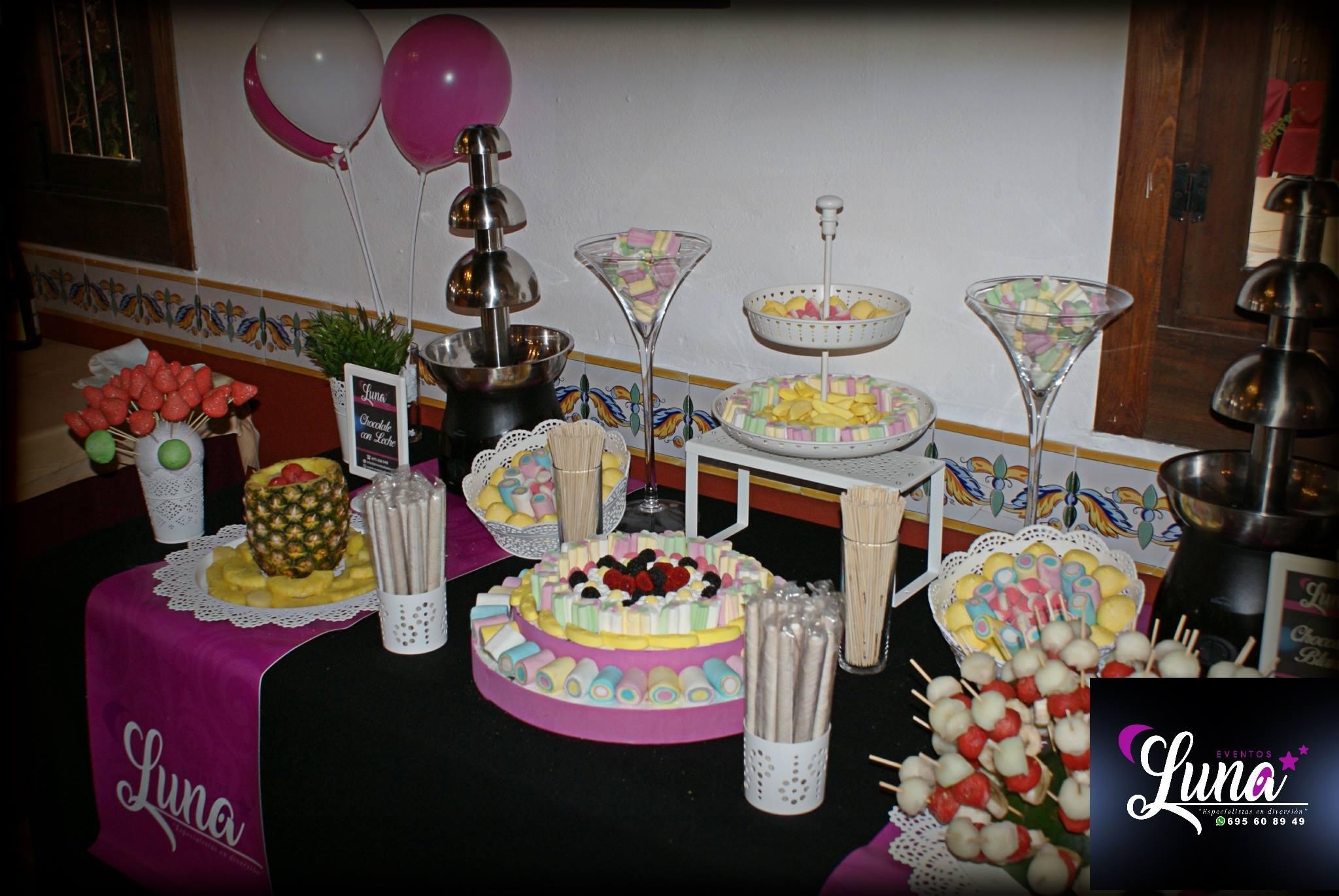 mesa dulce comuniones