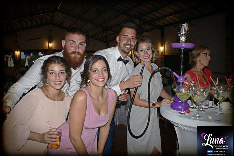 cachimbas bodas sevilla