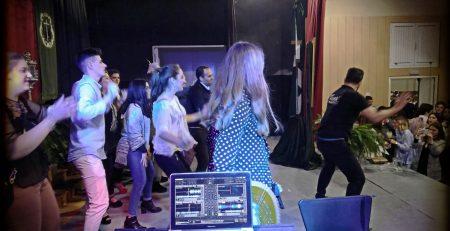 dj animador eventos