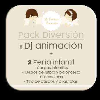 comuniones pack