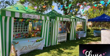 Feria infantil actividades