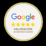 valoracion google